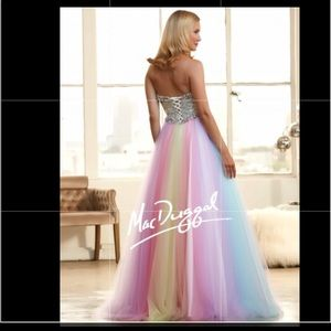 Prom gown size 12